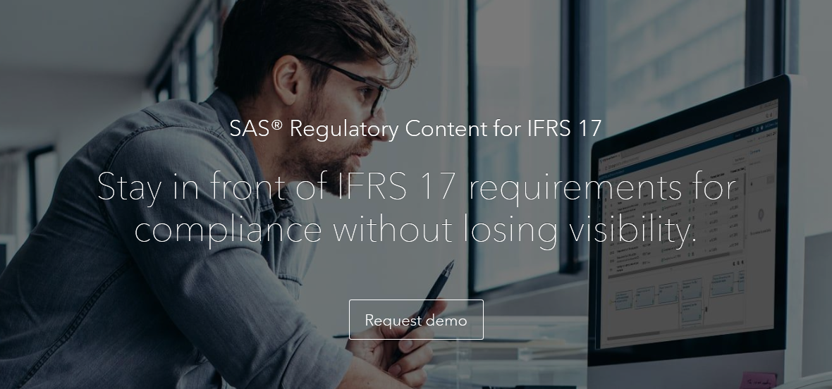 SAS Regulatory Content for IFRS 17