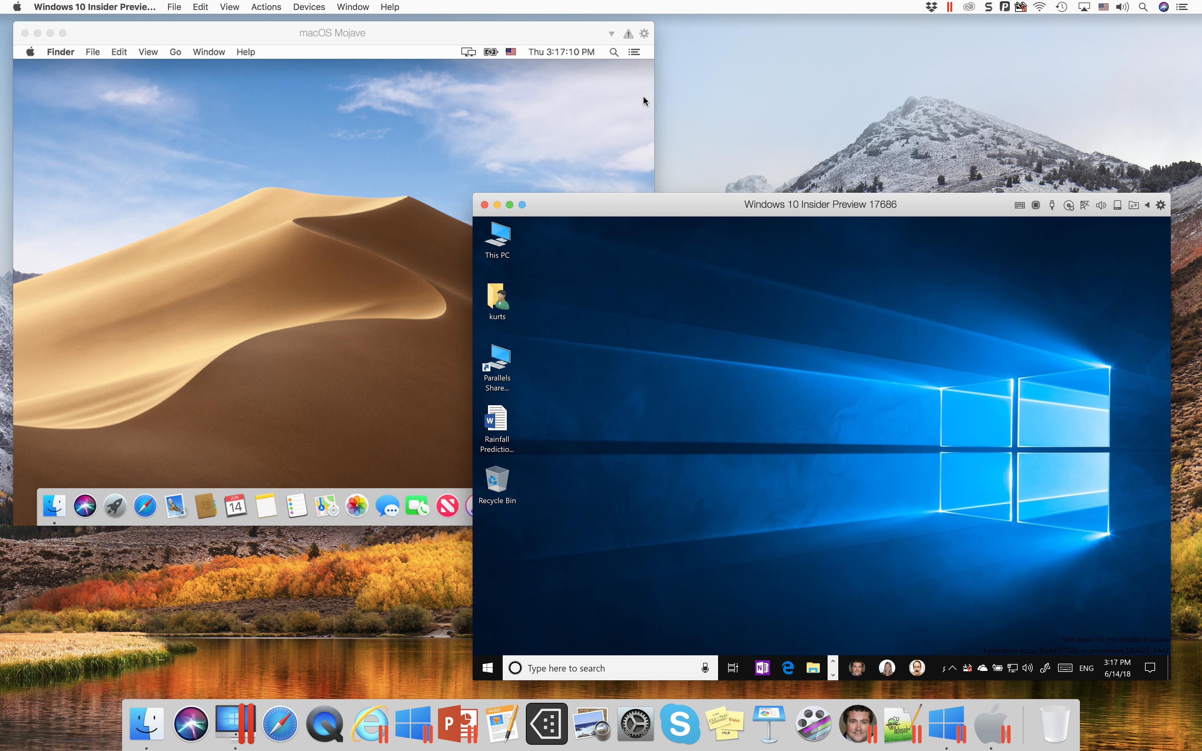 Parallels Desktop 14 for Mac 正式推出,改善啟動時間及節省更多儲存空間