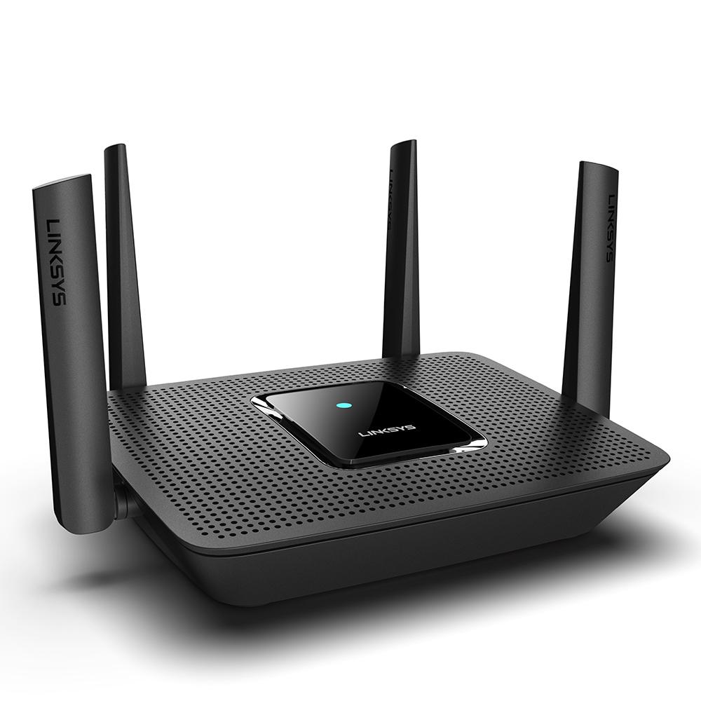 Linksys 推出全新 Router MAX STREAM AC2200 支援 Mesh Wifi