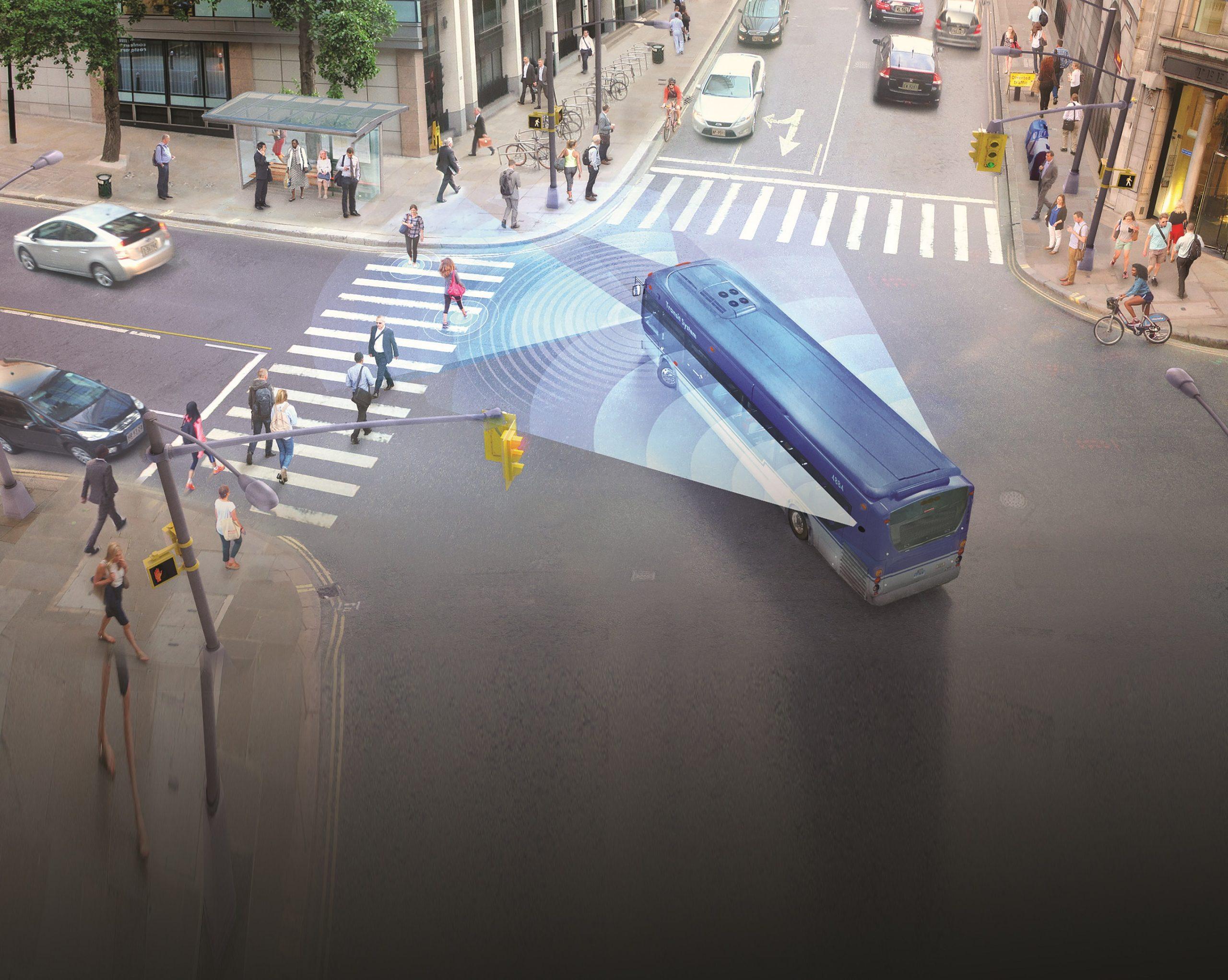 Intel 子公司 Mobileye 旗下大型車輛防撞系統獲硬蛋引入香港