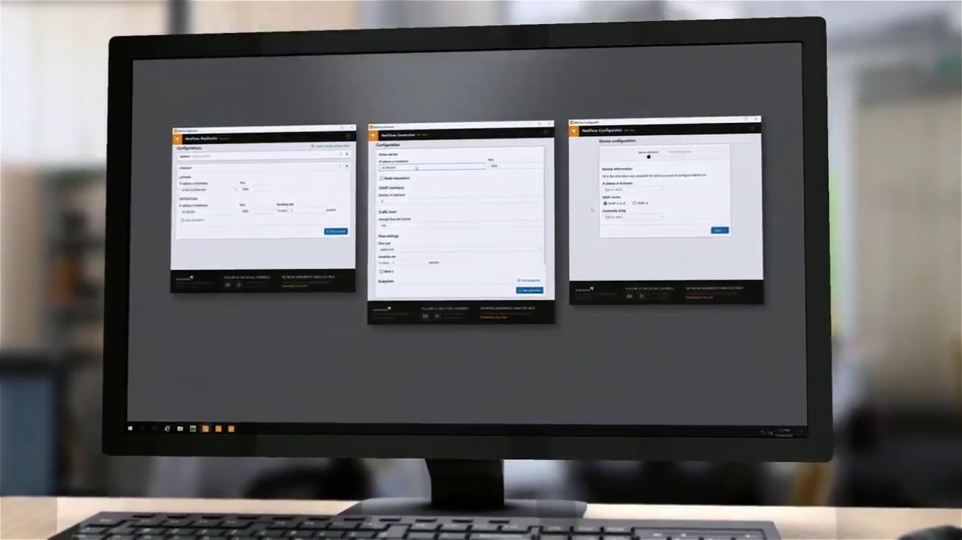 SolarWinds 推出免費分析工具 Flow Tool Bundle 快速配置 NetFlow 分析器