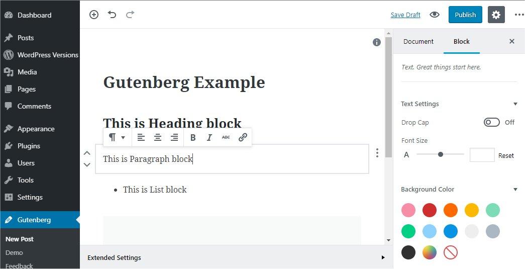 WordPress 古騰堡編輯器 Gutenberg — 如何同時插入多張圖片?