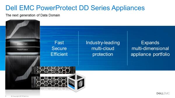Dell Technologies 推出 PowerProtect DD 系列設備為多雲工作負載支援數據保護