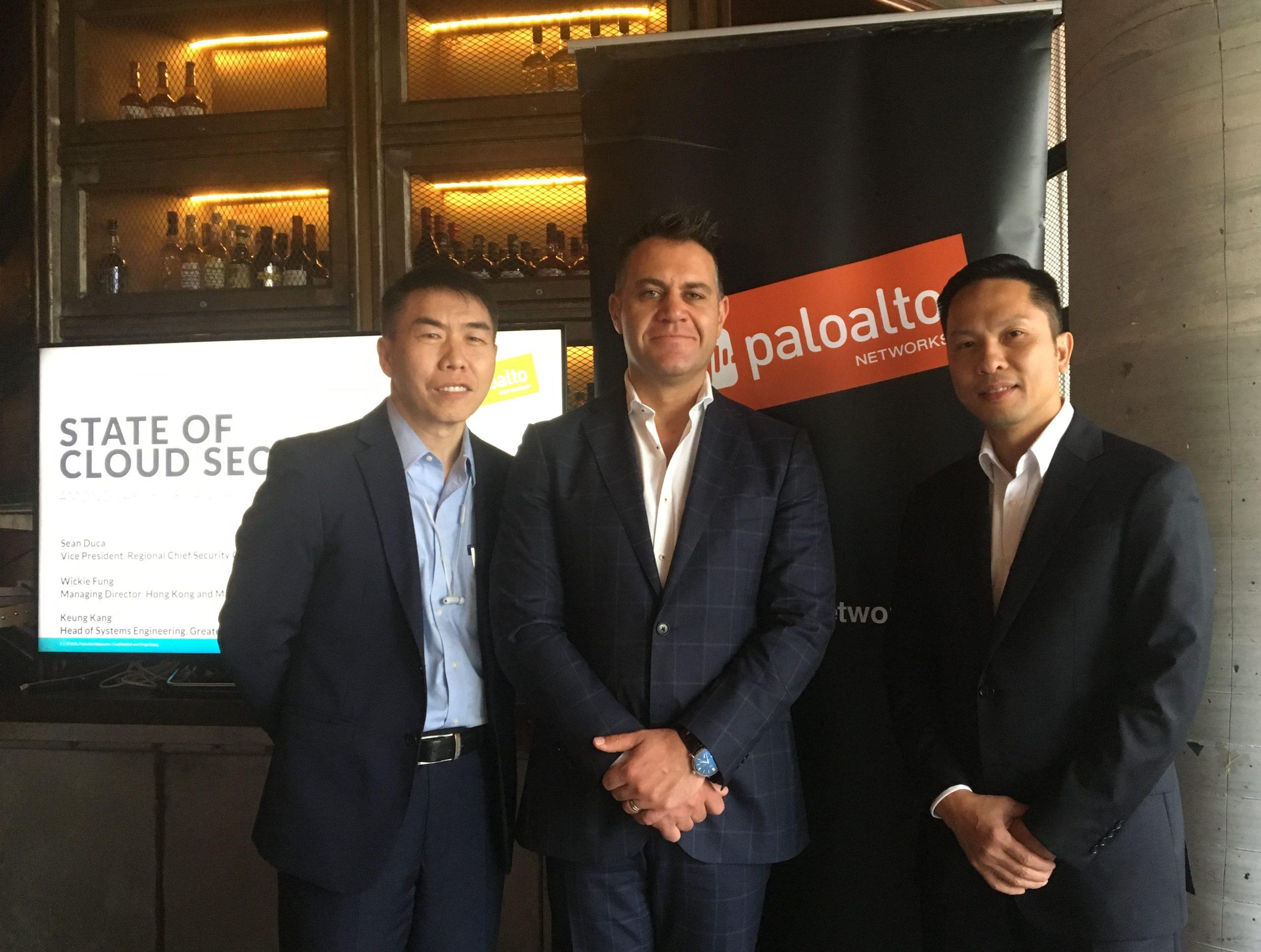 Palo Alto Networks:76% 香港企業對雲端安全供應商抱有過份信心
