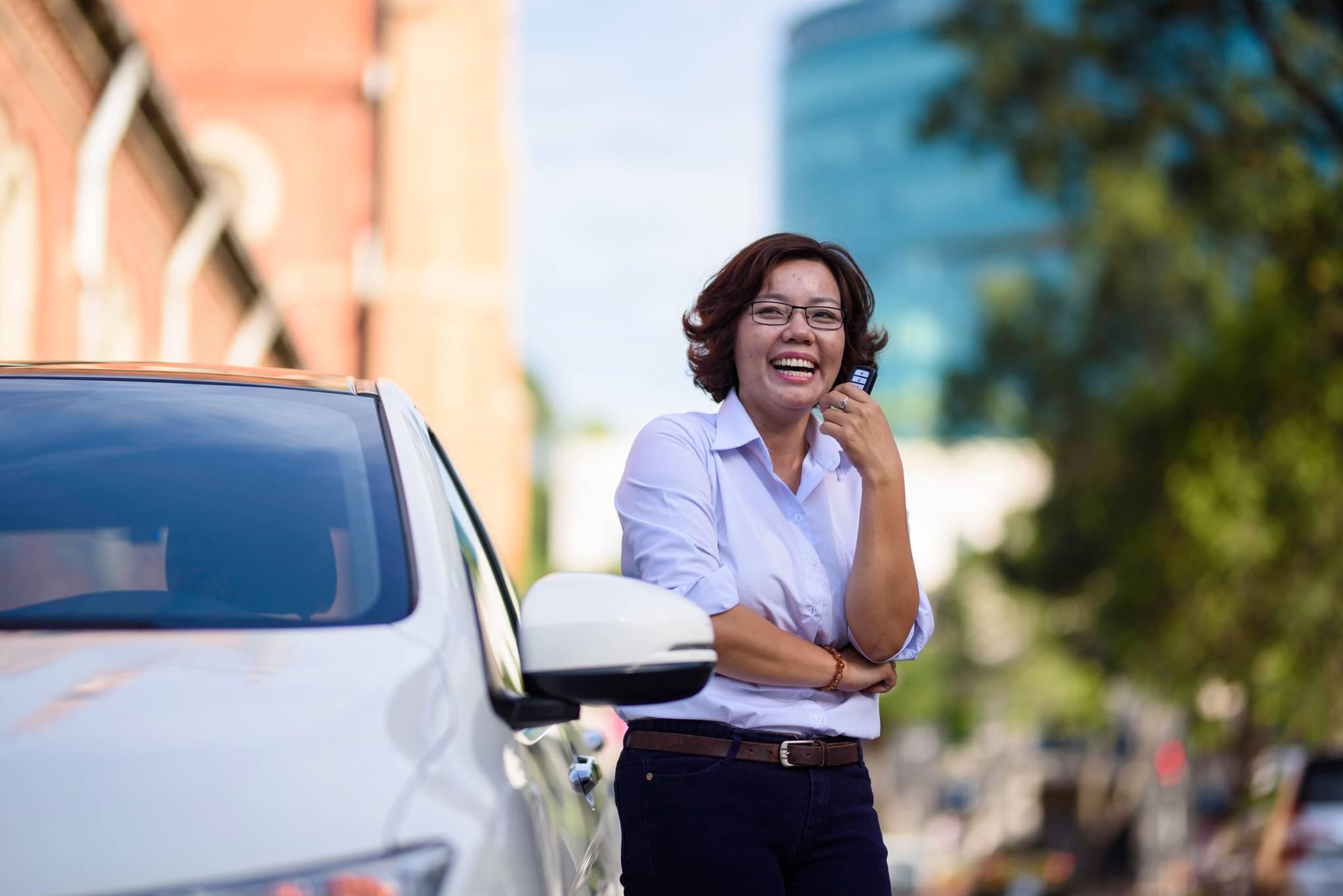 Uber:香港女性司機夥伴數目增長較去年高五倍