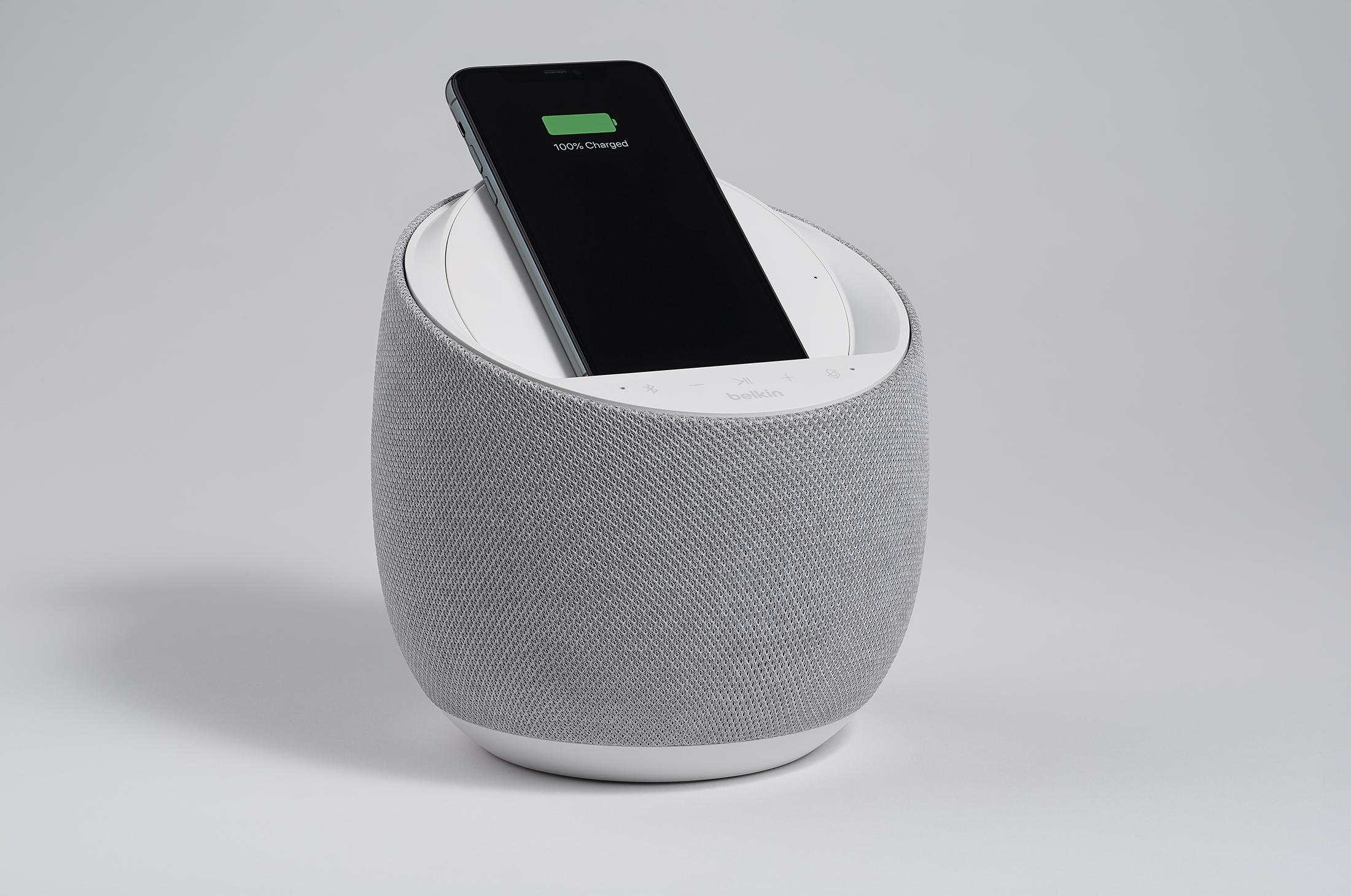 Belkin 夥 Devialet 推無線充電 Hi-Fi 智慧型揚聲器