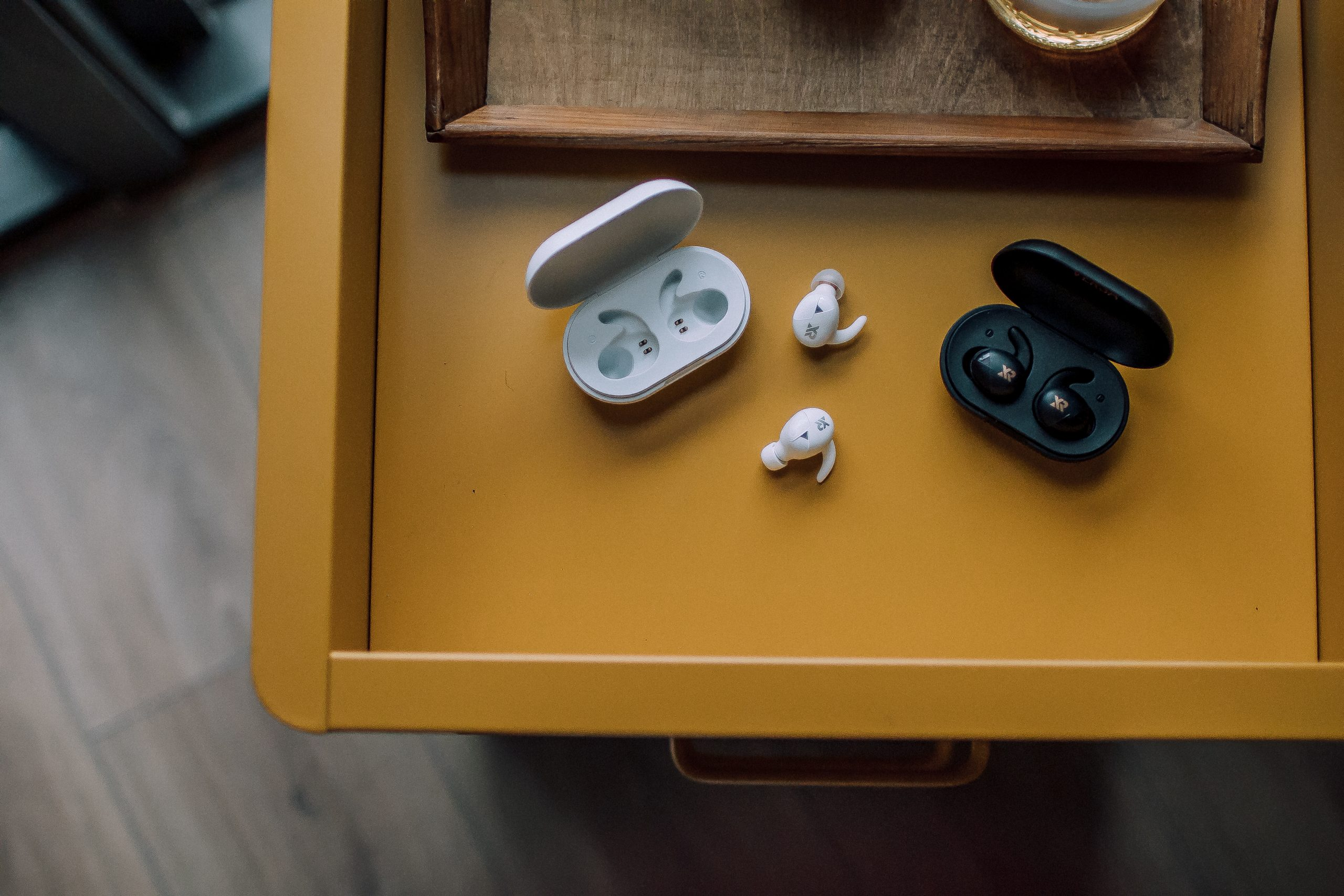 XROUND VERSA 真無線藍牙耳機 4 種尺寸耳勾各適其適