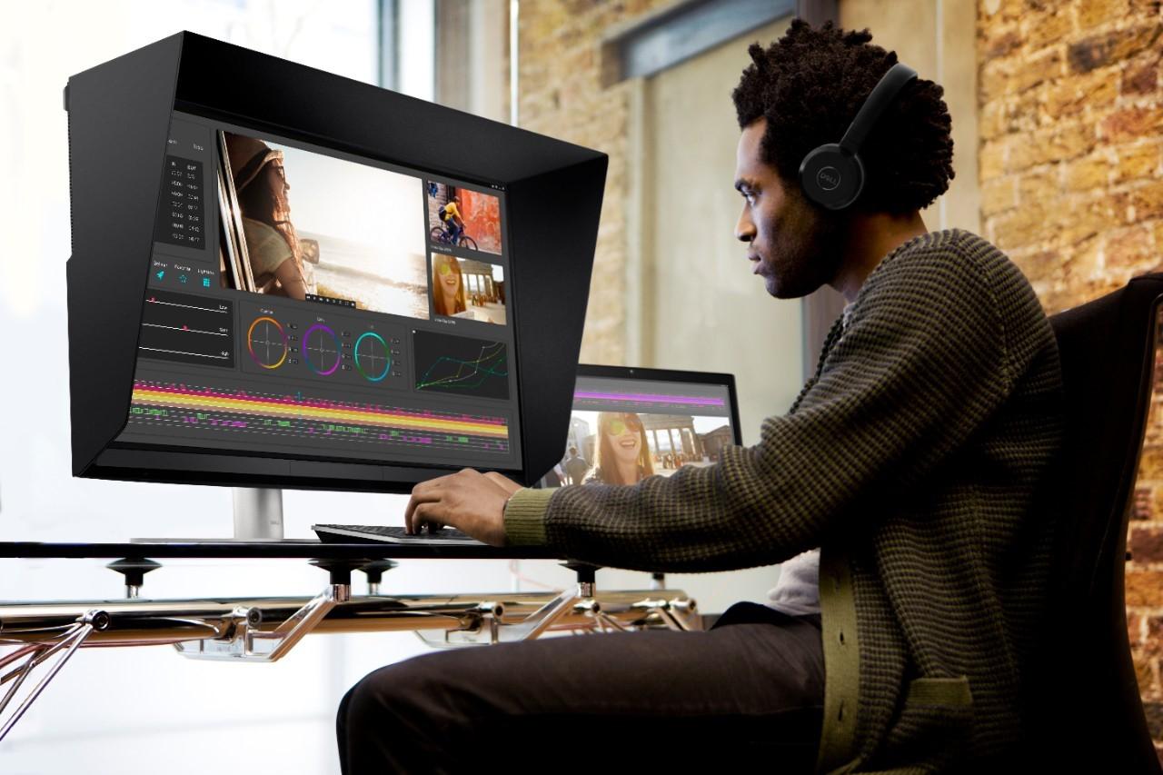Dell UltraSharp 全新三款顯示器登場,兼顧色彩與舒適感