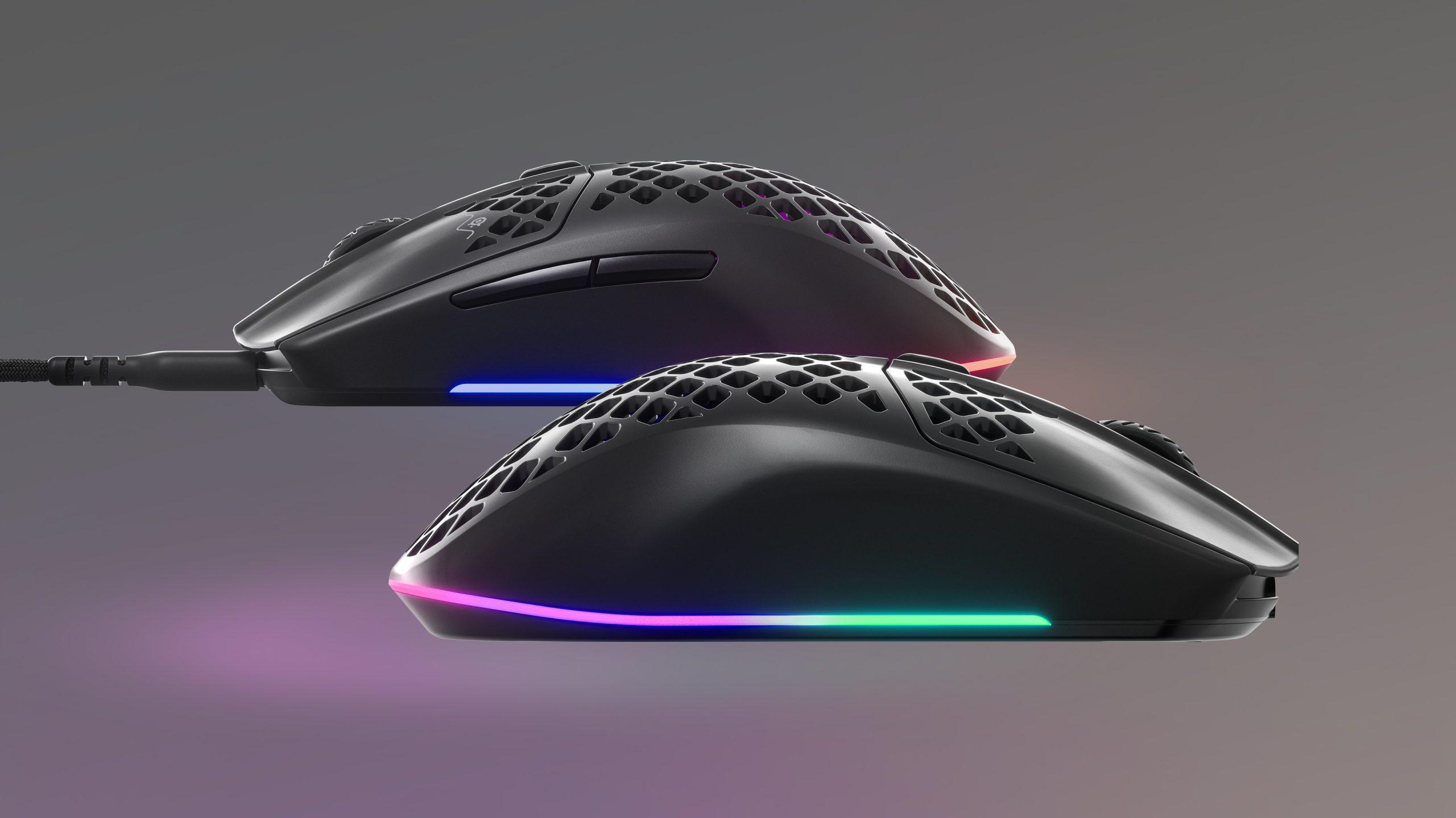 超輕巧 66 克!SteelSeries Aerox 3 Wireless 電競滑鼠面世
