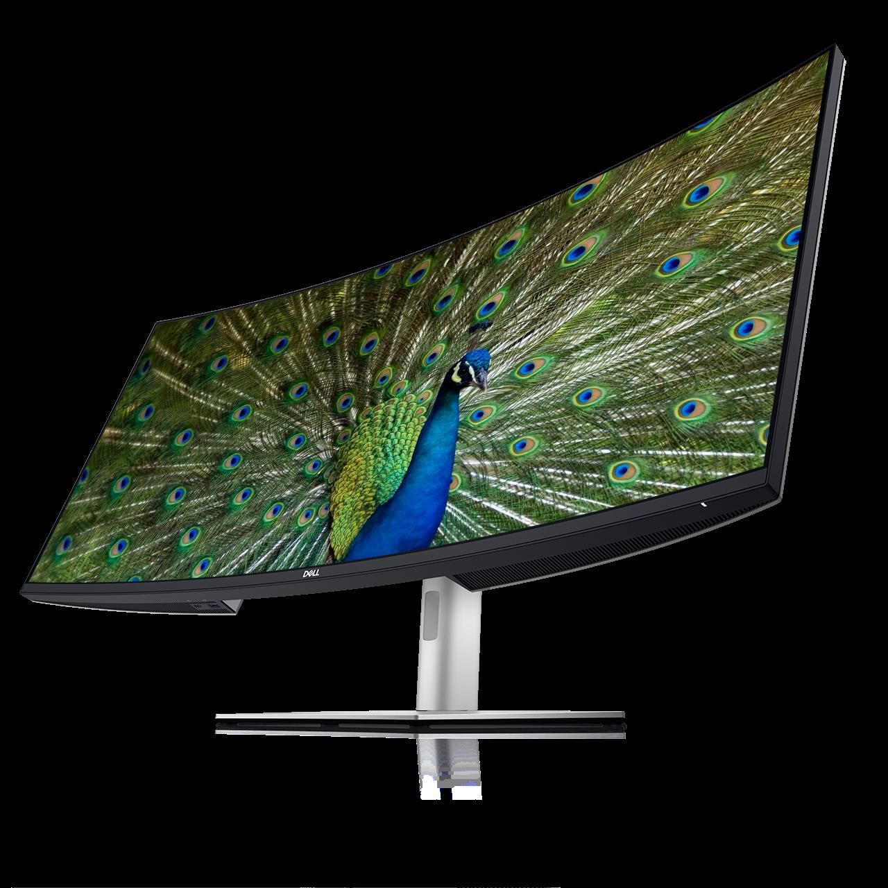 全球首款 40 吋 5K2K 顯示器 Dell UltraSharp 40 WUHD 推出!在家工作視野更廣