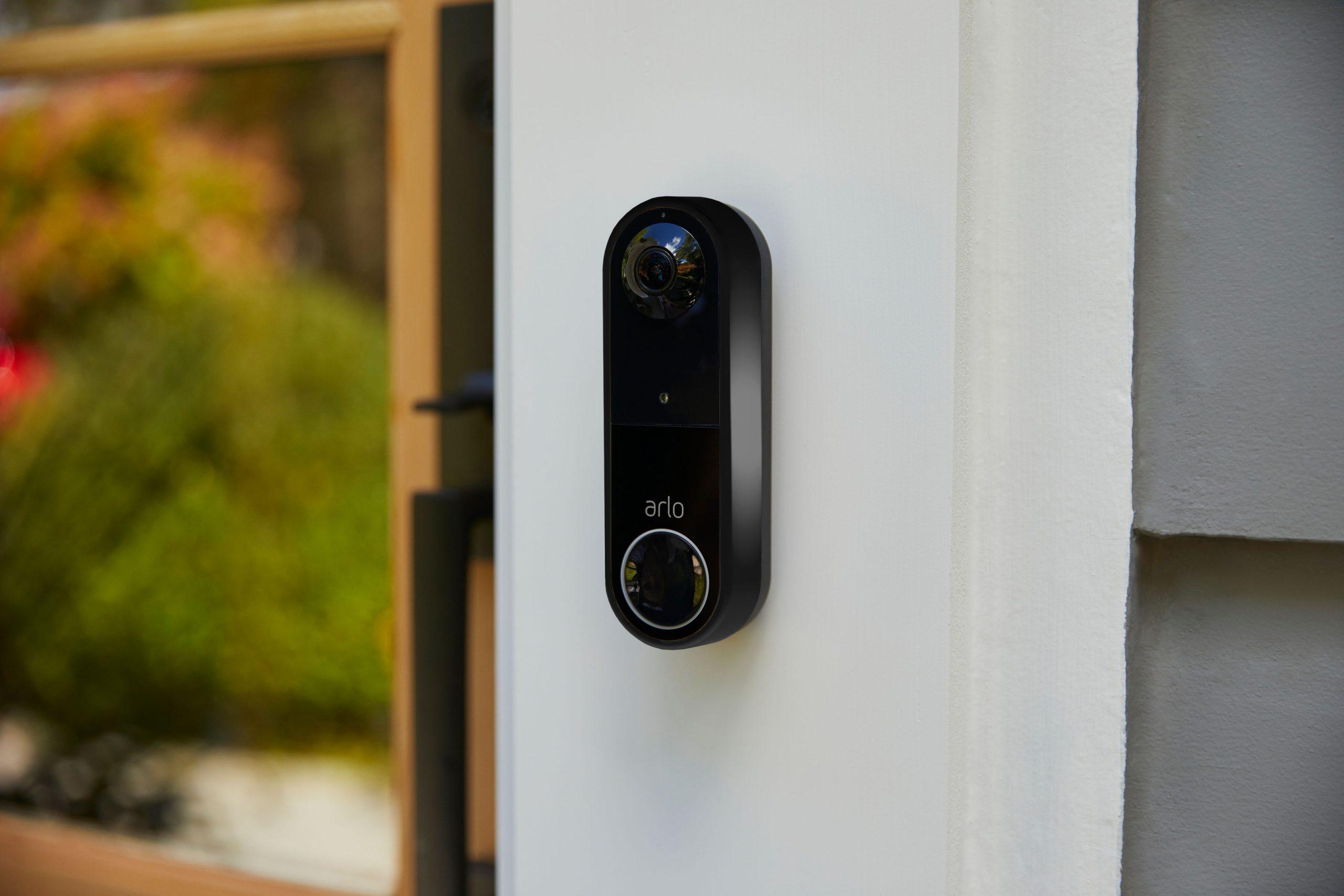 安裝更簡易 Arlo Essential 無線視訊門鈴香港推出