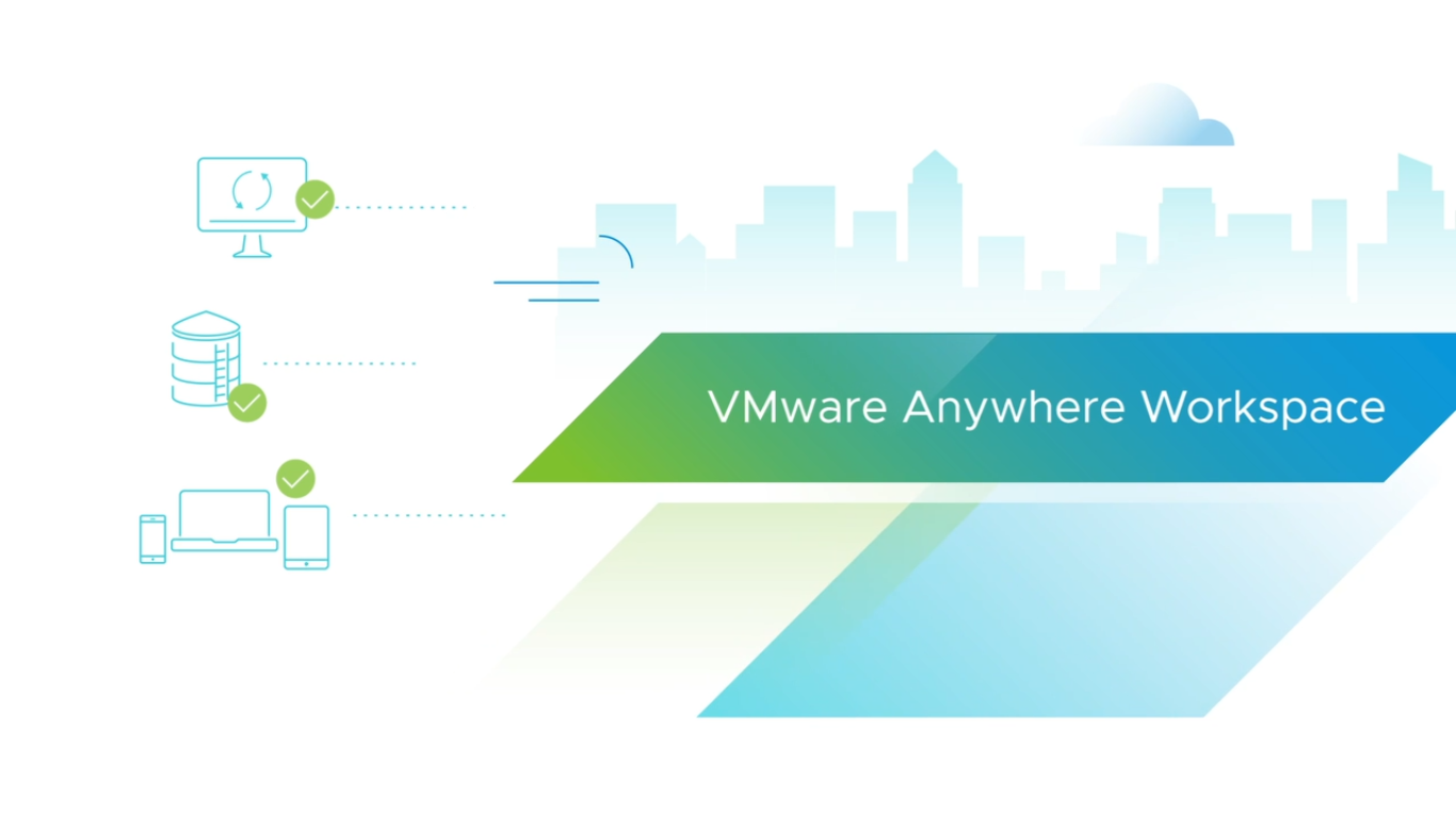 VMware 推 Anywhere Workspace 整合 Workspace ONE 等方案保障安全遙距工作