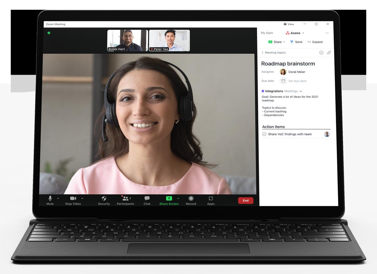 Zoom Apps 及 Zoom Events 推出,提升會議及虛擬活動體驗